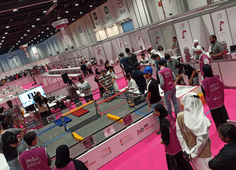 first lego league competition coaching centre in dubai
